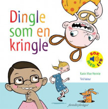 Dingle som en kringle av Karin Moe Hennie (Pappbok)