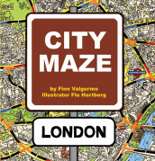 City Maze. London av Finn Valgermo (Spill)