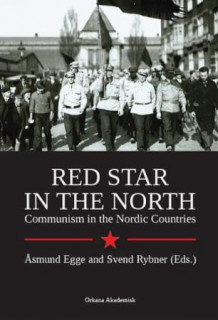 Red star in the north av Åsmund Egge og Svend Rybner (Heftet)