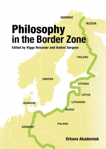 Philosophy in the border zone av Viggo Rossvær og Andrei Sergeev (Heftet)