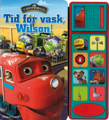 Tid for vask, Wilson! av Mark Rader (Pappbok)