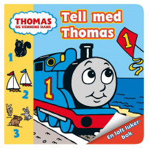 Tell med Thomas (Pappbok)