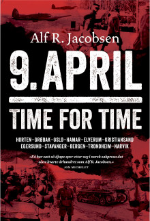 9. april - time for time av Alf R. Jacobsen (Heftet)