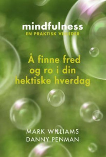 Mindfulness av Danny Penman og Mark Williams (Heftet)
