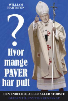 Hvor mange paver har pult? av William Hartston (Ebok)