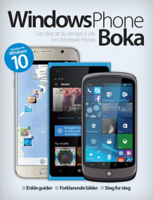 Windows phone boka (Heftet)