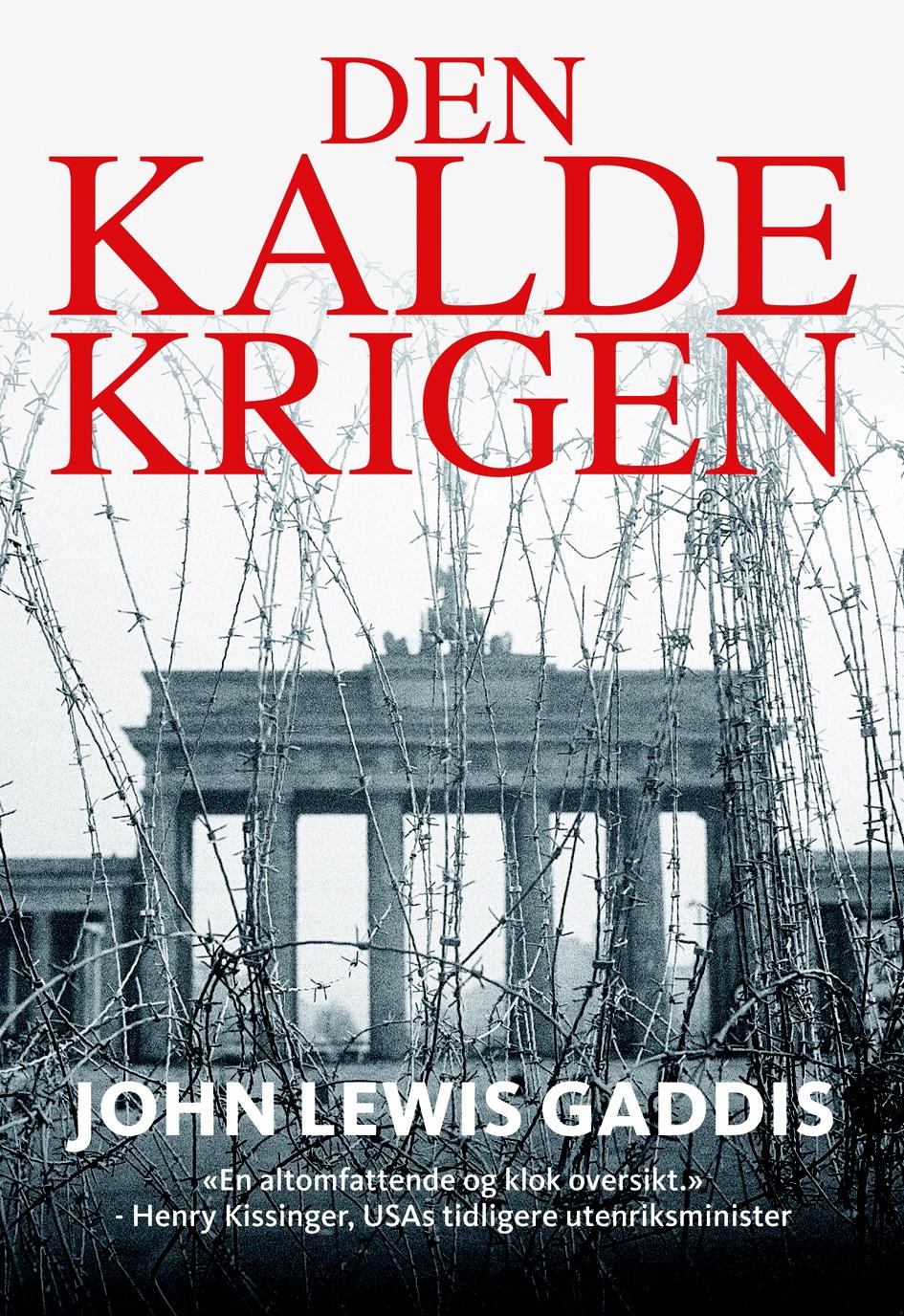 the cold war john lewis gaddis pdf