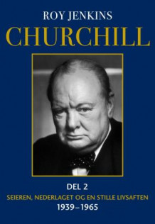 Churchill av Roy Jenkins (Innbundet)