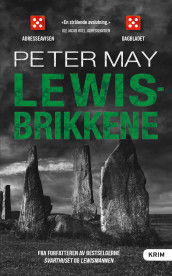 Lewisbrikkene av Peter May (Heftet)