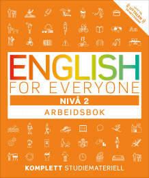 English for everyone av Thomas Booth (Heftet)