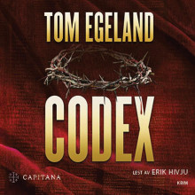 Codex av Tom Egeland (Nedlastbar lydbok)