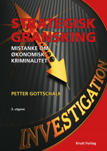 Strategisk gransking av Petter Gottschalk (Heftet)