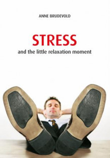 Stress and the little relaxation moment av Anne Brudevold (Heftet)